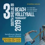 3rd South Shields Beach Volleyball Tournament 2019